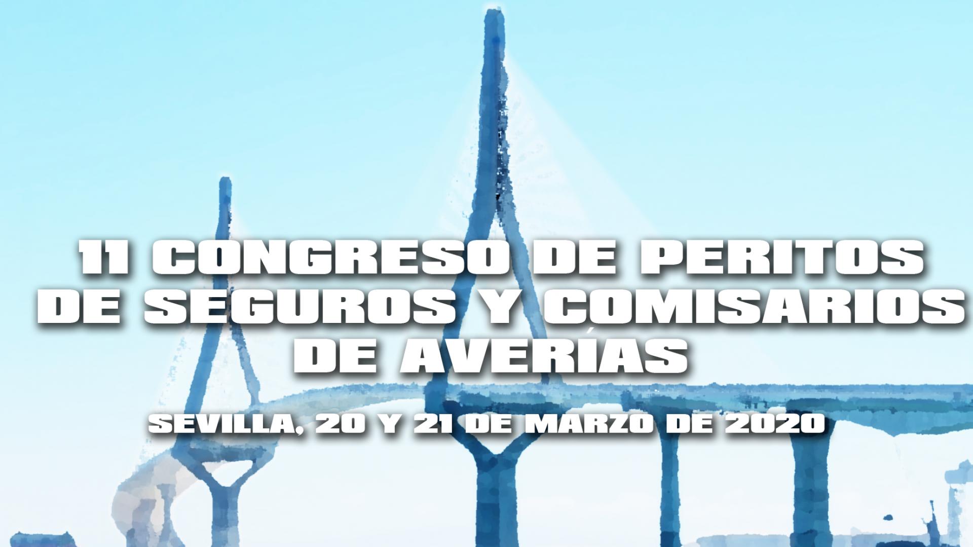 XI Congreso de Peritos de Seguros y Comisarios de Averías